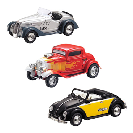 Radiostyrda bilar - Classic RC Car - RTR