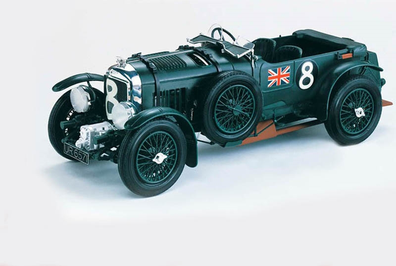 Byggmodell bil - Bentley 4,5L Blower - 1:24