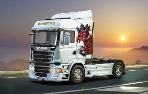 Byggmodell lastbil - Scania R730 Streamline - Highline Cab - 1:24 - IT