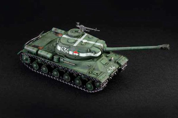 Byggmodell stridsvagn - JOSEF STALIN JS-2 - 1:56 - IT