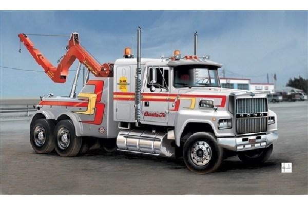 Byggmodell lastbil - US Wrecker truck - 1:24 - IT