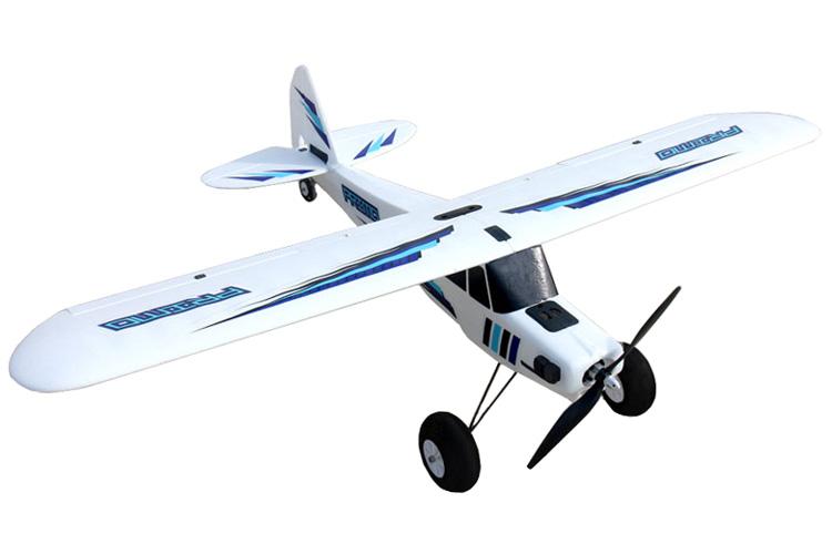 Radiostyrt Flygplan - Primo BL Trainer - 2,4Ghz - SRTF