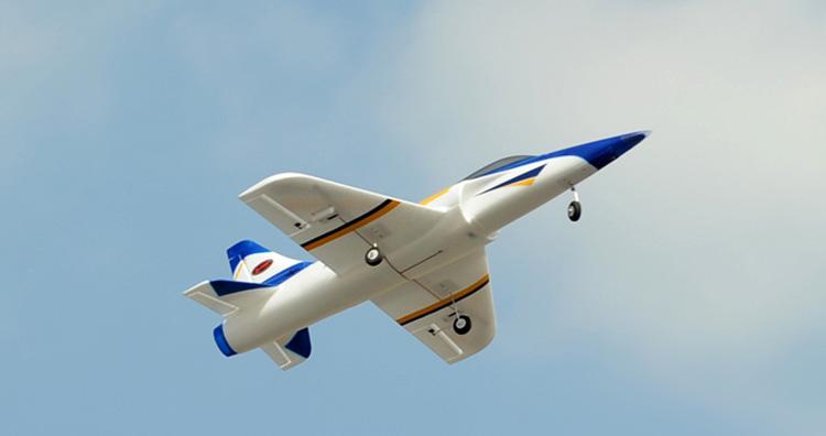 RC Jetflygplan - Meteor 70 - 2,4Ghz - BL - SRTF