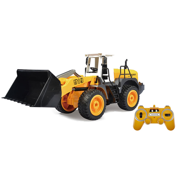 Radiostyrd bulldozer - 2,4Ghz - 1:20 - RTR