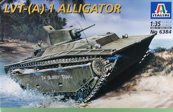 Byggmodell - LVT-(A) 1 ALLIGATOR - 1:35 - IT