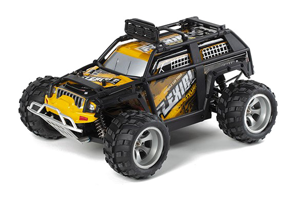 Radiostyrd bil - 1:18 - Flexible 4wd - 2,4Ghz - RTR
