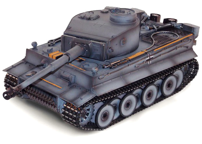 1:16 - Tiger 1 Early Production - Torro Hobby BB - 2,4Ghz - RTR
