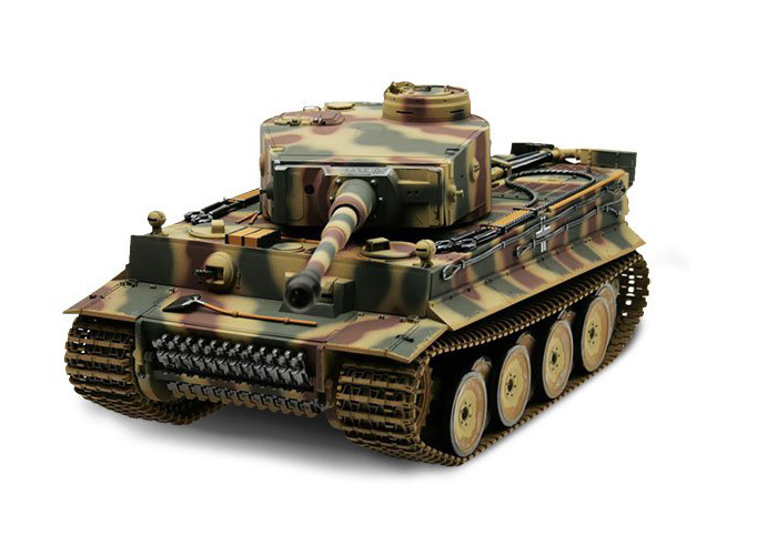 1:16 - Tiger 1 Early Production Summer - Torro Hobby BB - 2,4Ghz - RTR