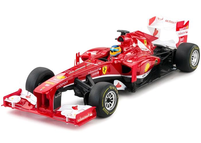 Radiostyrd bil - 1:14 - Ferrari F1 - RTR