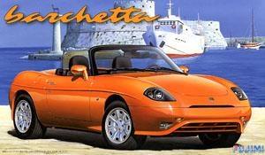 Byggmodell bilar - Fiat Barchetta -1:24 - Fu