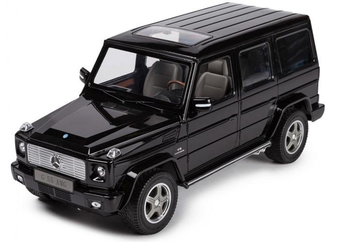 Radiostyrd bil - 1:14 - Mercedes-Benz G55 - RTR