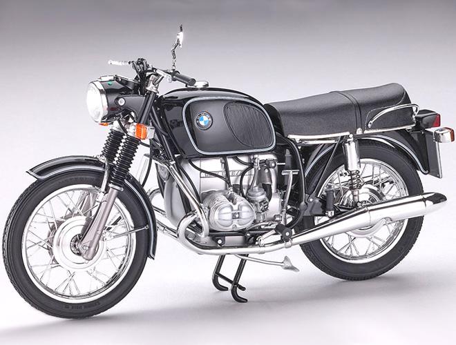 Byggmodell Motorcyklar - BMW R75/5 - 1:10 - HG