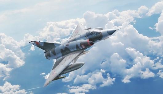 Byggmodell flygplan - Dassault Mirage III E-R - 1:32 - IT