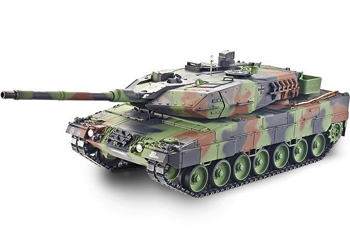 1:16 - Leopard 2A6 - Torro Pro Nato Summer BB - 2,4Ghz - RTR