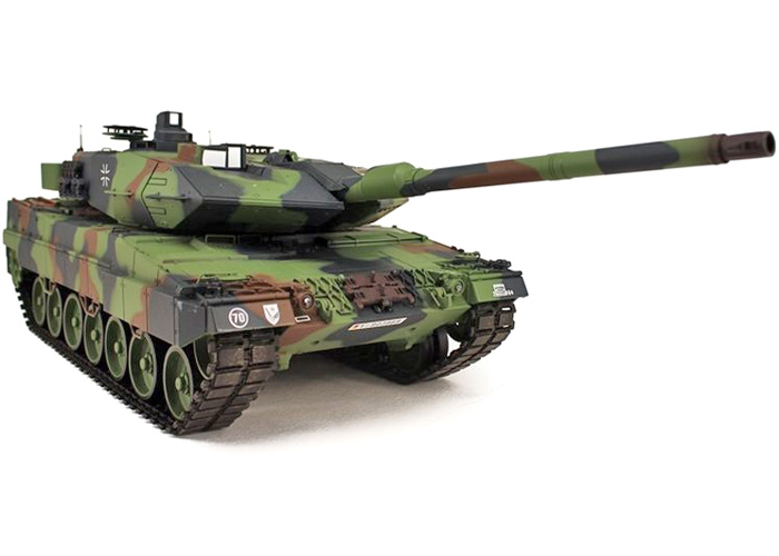 RC Tank - 1:16 - Leopard 2A6 - HL Torro BB - 2,4Ghz - RTR