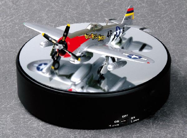 Byggmodell verktyg - Turntable Crome Plated - 182mm - MT