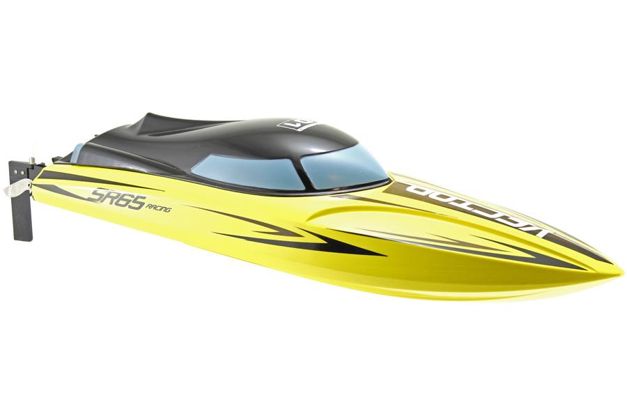 Borstlösa RC båtar - Vector SR 65 BL - 2,4Ghz - RTR