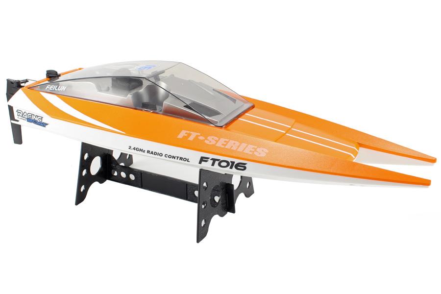 Radiostyrd båt - FT016 - 2,4Ghz - RTR