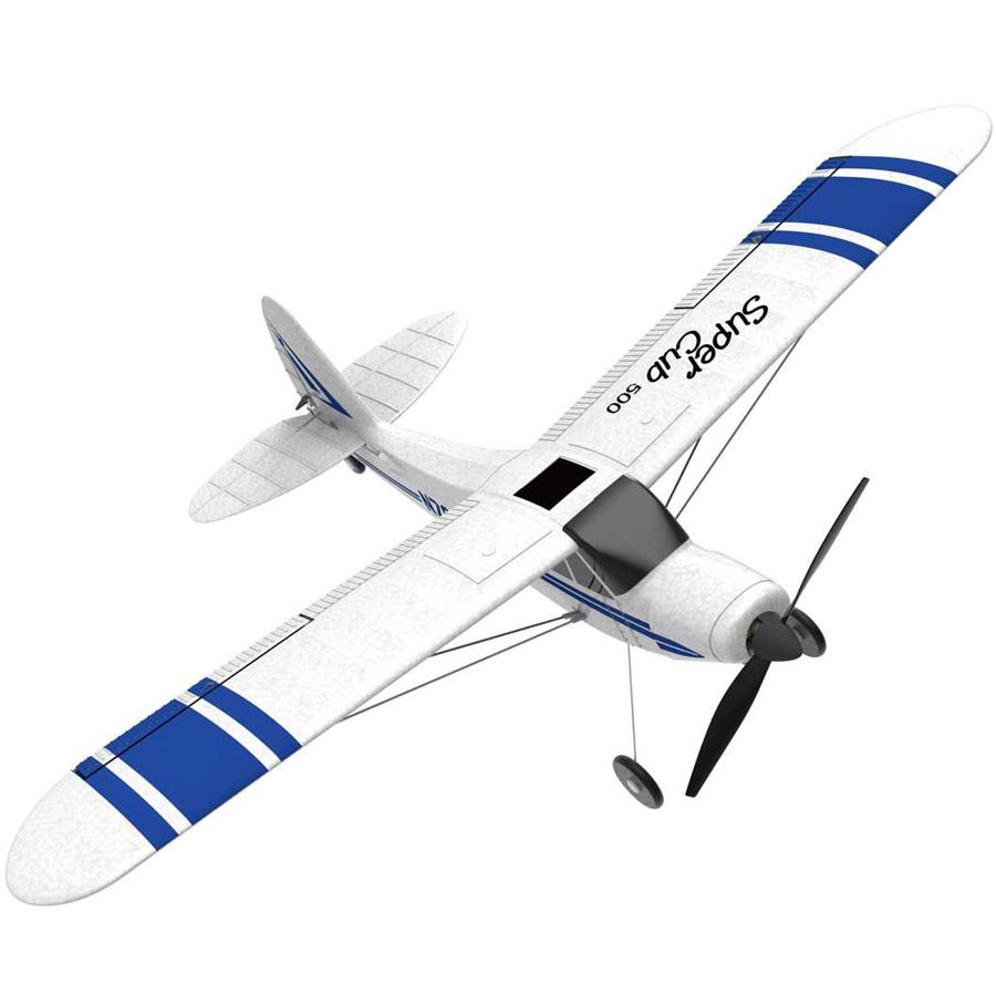 Radiostyrd flygplan - Super cub 500 - 2,4Ghz - SRTF