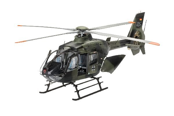 Byggmodell helikopter - EC135 Heeresflieger - Germ, Army - 1:32 - Revell