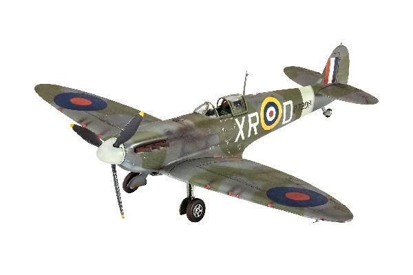 Byggmodell flygplan - Spitfire Mk,II - 1:48 - Revell