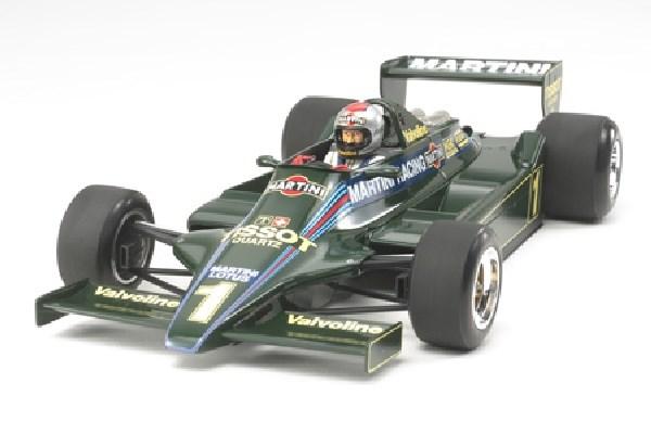 Byggmodell bil - Lotus Type 79 Martini - 1:20 - Tamyia