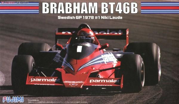 Byggmodell bil - Brabham BT46B Sweden GP - 1:20 - Fujimi