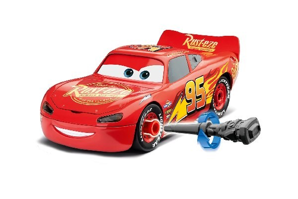 Byggmodell bil - Lightning McQueen - 1:20 - Revell