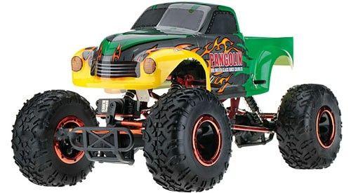 Rc crawler - 1:10 - Pangolin Crawler - 2.4GHz - RTR