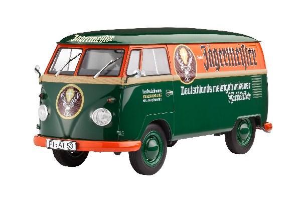 Byggmodell bil - VW T1 panel van - 1:24 - Revell