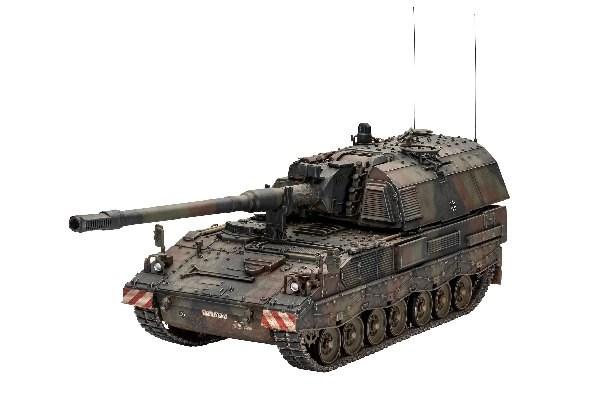 Byggmodell stridsfordon - Panzerhaubitze 2000 - 1:35 - Revell