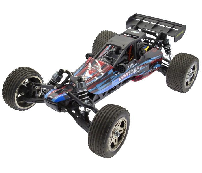 Radiostyrda bilar - 1:12 - HBX Vortex Dune 2WD - 2,4Ghz - RTR