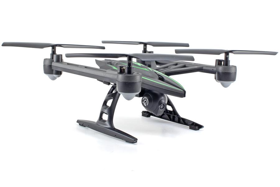 Radiostyrd Dron - X-Predator FPV Display - Kamera - RTF