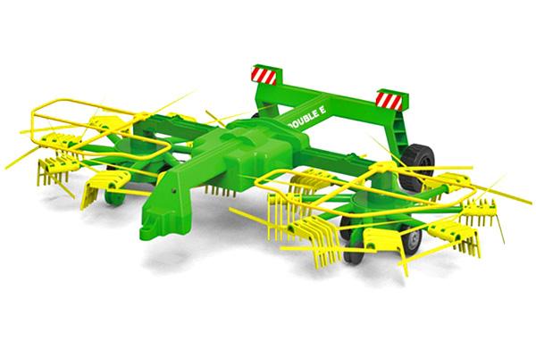 Traktor tillbehör - 1:20 Hövändare