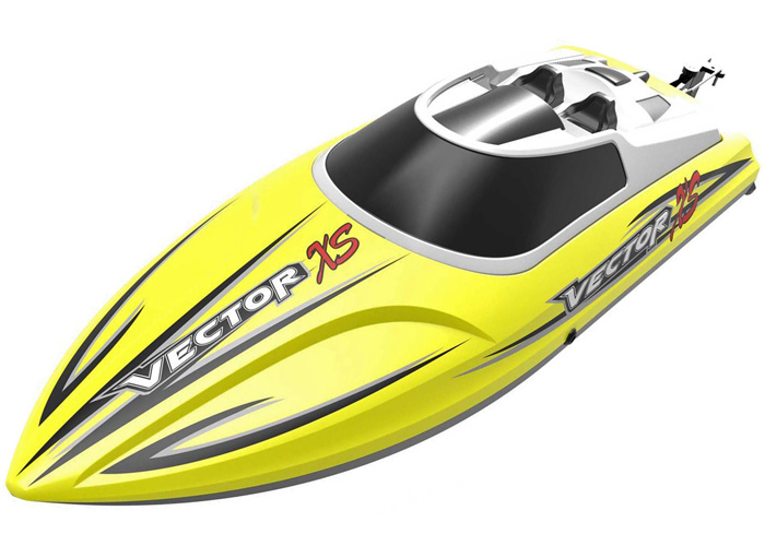Radiostyrd båt - Vector XS - 2,4Ghz - RTR
