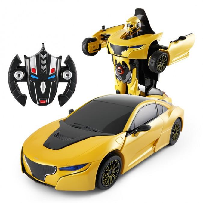 1:14 - RS X Man Transformer - 2.4GHz - Yellow - RTR