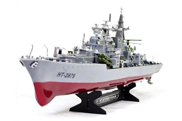 Radiostyrda båtar - Smasher - torpedbåt - 2,4Ghz - RTR