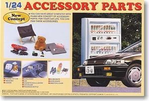 Byggmodell - Accessory Parts - 1:24  - Fujimi