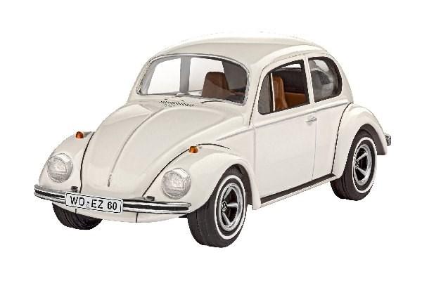 Byggmodell bil - VW Beetle - 1:32 - Revell