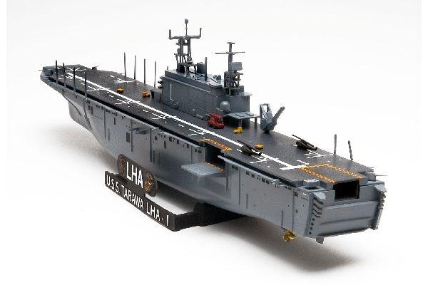 Byggmodell krigsfartyg - Assault Ship USS Tarawa LHA-1 - 1:720 - Revell