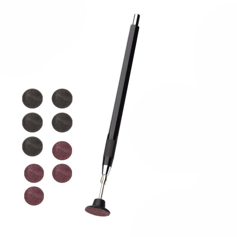 Byggmodell verktyg - Precision Weathering Set - incl. 10 sandning discs - ModelCraft