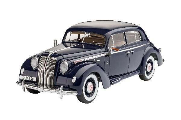 Byggmodell bil - Luxury Class Car ADMIRAL SALOON - 1:24 - Revell
