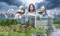 ?riga byggmodeller - Battleset 100 Years War Castle Under Siege - 1:72 - Italieri