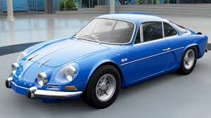Byggmodell bil - Renault Alpine A110 - 1:24 - Heller