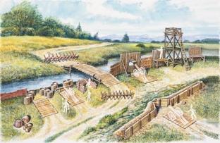 Battlefield Accessories - 1:72 - Italieri