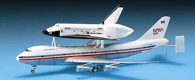 Space Shuttle Boeing 747 - 1:288 - Academy
