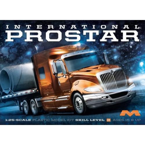 Byggmodell lastbil - International ProStar 1:25 Moebius Models