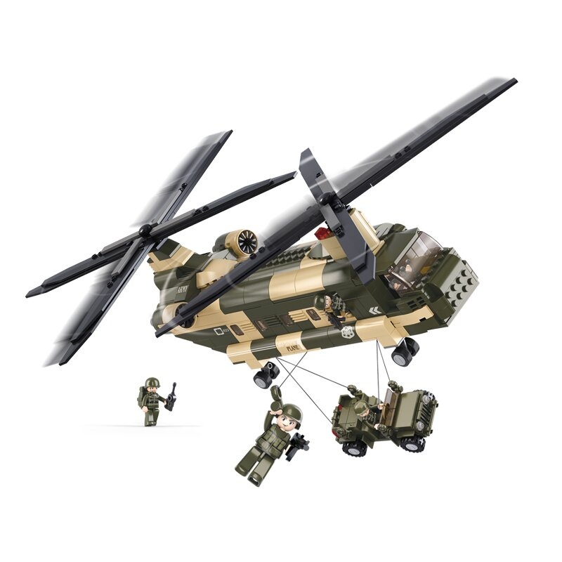 Transport helicopter - B0508