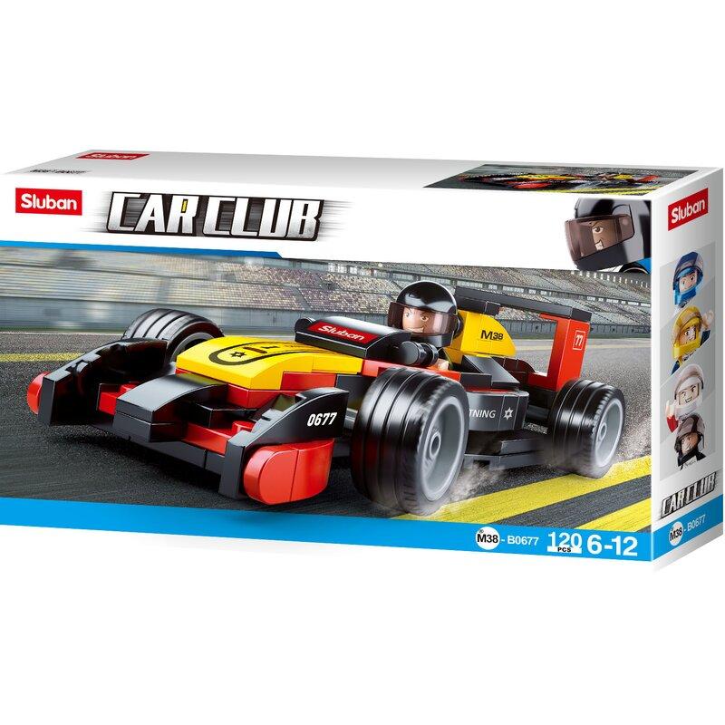 Formel Car - B0677 - Sluban