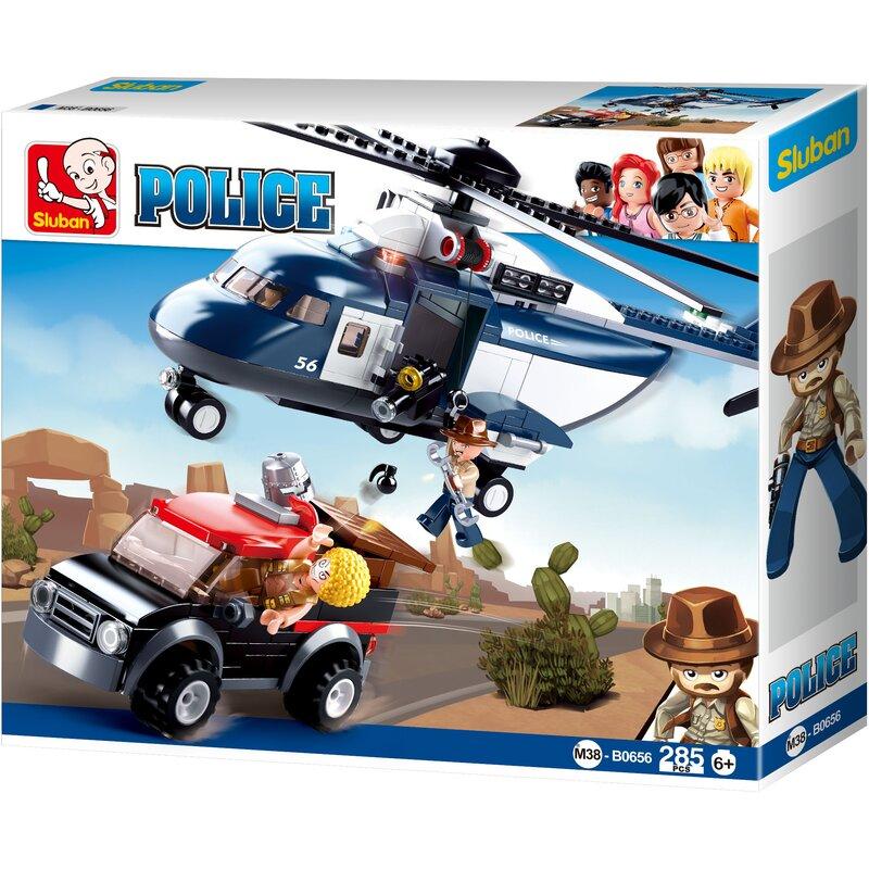 Police Helicopter B0656 Sluban